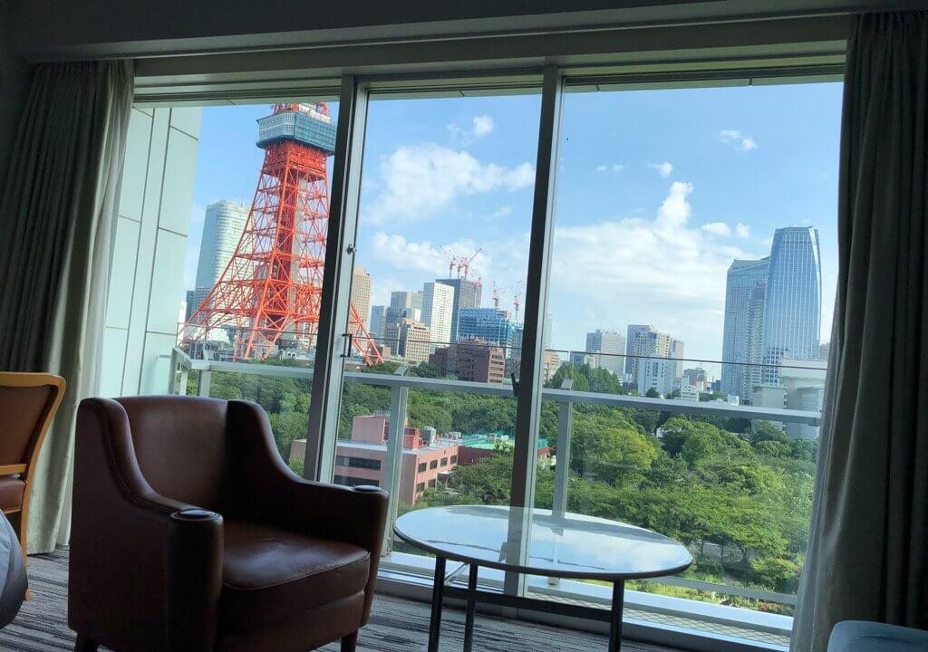 ザ プリンス パーク タワー 東京