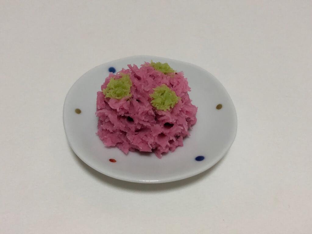 嘯月(しょうげつ)の和菓子「梅だより」