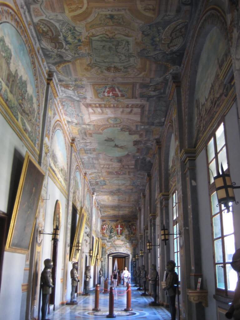 バレッタの騎士団長の宮殿